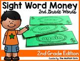 Sight Word Money (2nd Grade Edition)