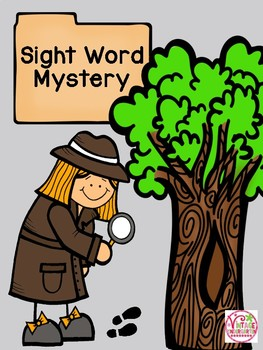 Sight Word Mystery