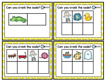 Sight Word Mystery Cards • Pre-Primer