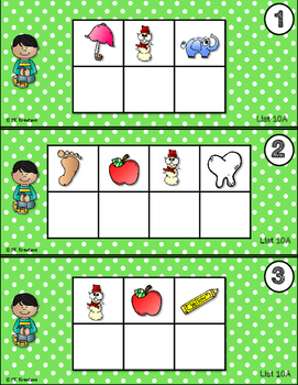Sight Word Mystery  Set 10 - What's That Sight Word?