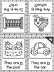 Sight Words Fluency Extension Series Bundle