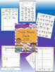 Sight Word No Prep Practice with K Trick Words