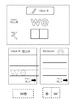 Sight Word Notebook Pages