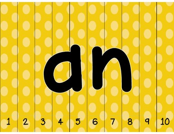 Sight Word Number Puzzles {First Grade Dolch Words}