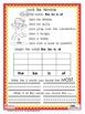 Sight Word Nursery Rhyme Graphs Bundle