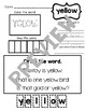 Sight Word Packet Bundle