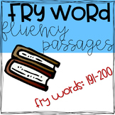 Fry Word Passages (191-200)