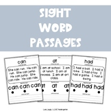 Sight Word Passages 1
