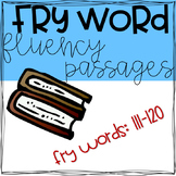 Fry Word Passages (111-120)