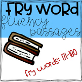 Fry Word Passages (171-180)