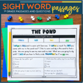 Sight Word Passages | Sight Word Practice