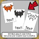 Sight Word Path Game - Batty Bats {EDITABLE}