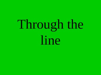Sight Word Phrase Practice #2 (Frye List) PowerPoint