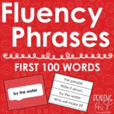 Sight Word Phrases - First 100 Words