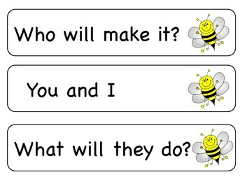 Sight Word Phrases: First 100 for May