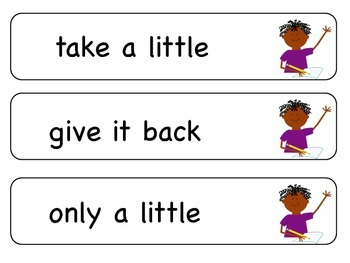 Sight Word Phrases: Second 100