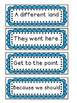Sight Word Phrases Set 2