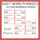 Sight Word Phrases Third Hundred Words
