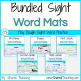 Sight Word Play Dough Mats Bundle