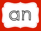 Sight Word Playdoh Mat Set 5