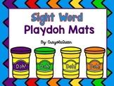 Sight Word Playdoh Mats