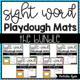 Sight Word Playdough Mats - The Bundle
