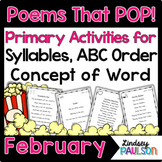 February Poems & Shared Reading