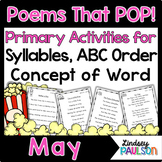 May Poems & Shared Reading