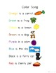 Sight Word Poems for Shared Reading and Literacy Stations