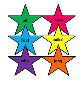 Sight Word Pointers First 100