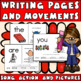 Sight Word (Popcorn) Songs FREEBIE: Wall Posters, Writing
