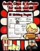 Sight Word (Popcorn) Songs Set 2: Posters, Flashcards, Writing Pages & Audio