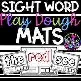 Sight Word Play Dough Mats (146 Kindergarten/First Grade Words)