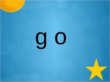 Sight Word PowerPoint Game FREEBIE