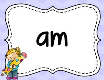 Sight Word Powerpoint Practice
