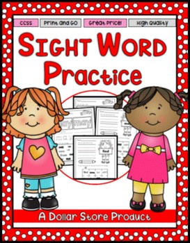 Sight Word Practice 10: find, long, down, day, did, get, c