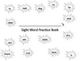 Sight Word Handwriting Practice Book 2