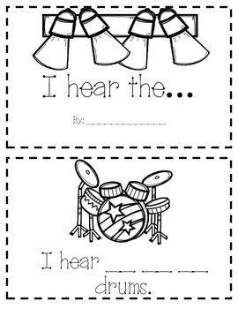 Sight Word Practice Booklet