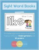Sight Word Book - LIKE