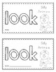 Sight Word Practice Books [look]