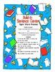 Sight Word Practice- Build A Sentence Center