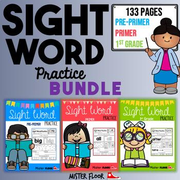 Sight Word Practice - Bundle
