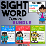 Sight Word Practice - Bundle