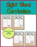 Sight Word Practice Bundle (4 Packs)-101 Words