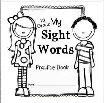 Sight Word Practice  Bundle Grades 1-3