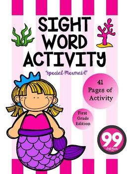 Sight Word Activity ( First Grade )