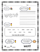 Sight-Word Practice - List B * High-Frequency Words