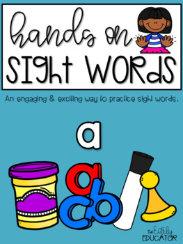 Sight Word Practice Made Easy (and FUN!)  - A