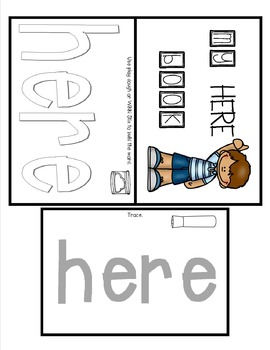 Sight Word Practice Made Easy (and FUN!)  - HERE
