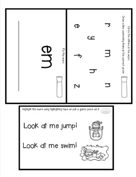 Sight Word Practice Made Easy (and FUN!)  - ME